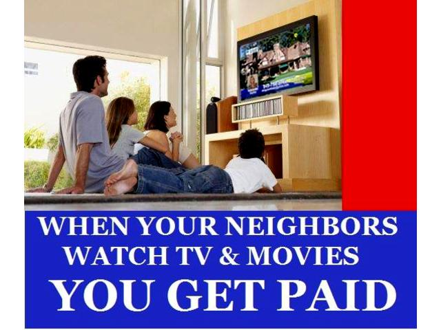 get paid to watch tv pay to take surveys online get paid online